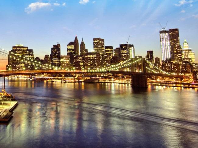 Kom undan med resan till New York för billig peng,