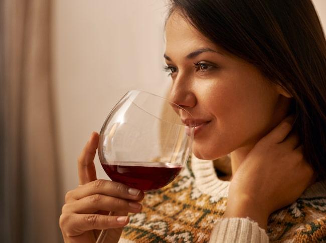 Katastrof! Du korkar upp vinet och upptäcker det luktar svavel.