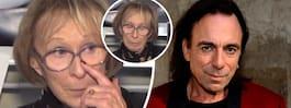 Eva Rydbergs tårar – för Rikard Wolff