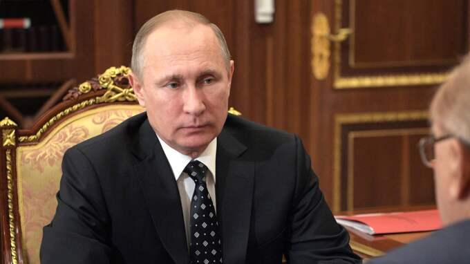Från ryskt håll har man kategoriskt avfärdat alla anklagelser om inblandning i valet, eller olämpliga kopplingar till Donald Trump. Foto: Alexei Druzhinin / AP / TT