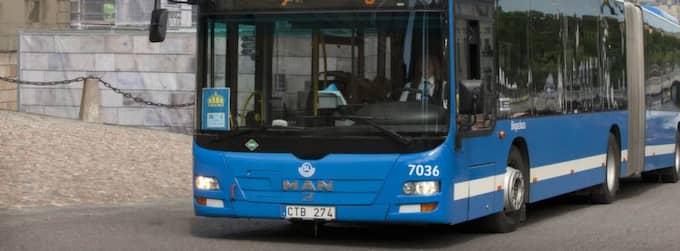 Busstrejken är över - parterna är överens. Foto: Anna Hållams