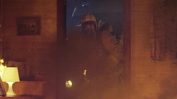 Så ska du agera vid en brand