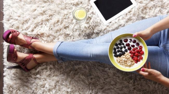 En bra frukost kan både hjälpa dig att gå ner i vikt och att bibehålla hälsan.