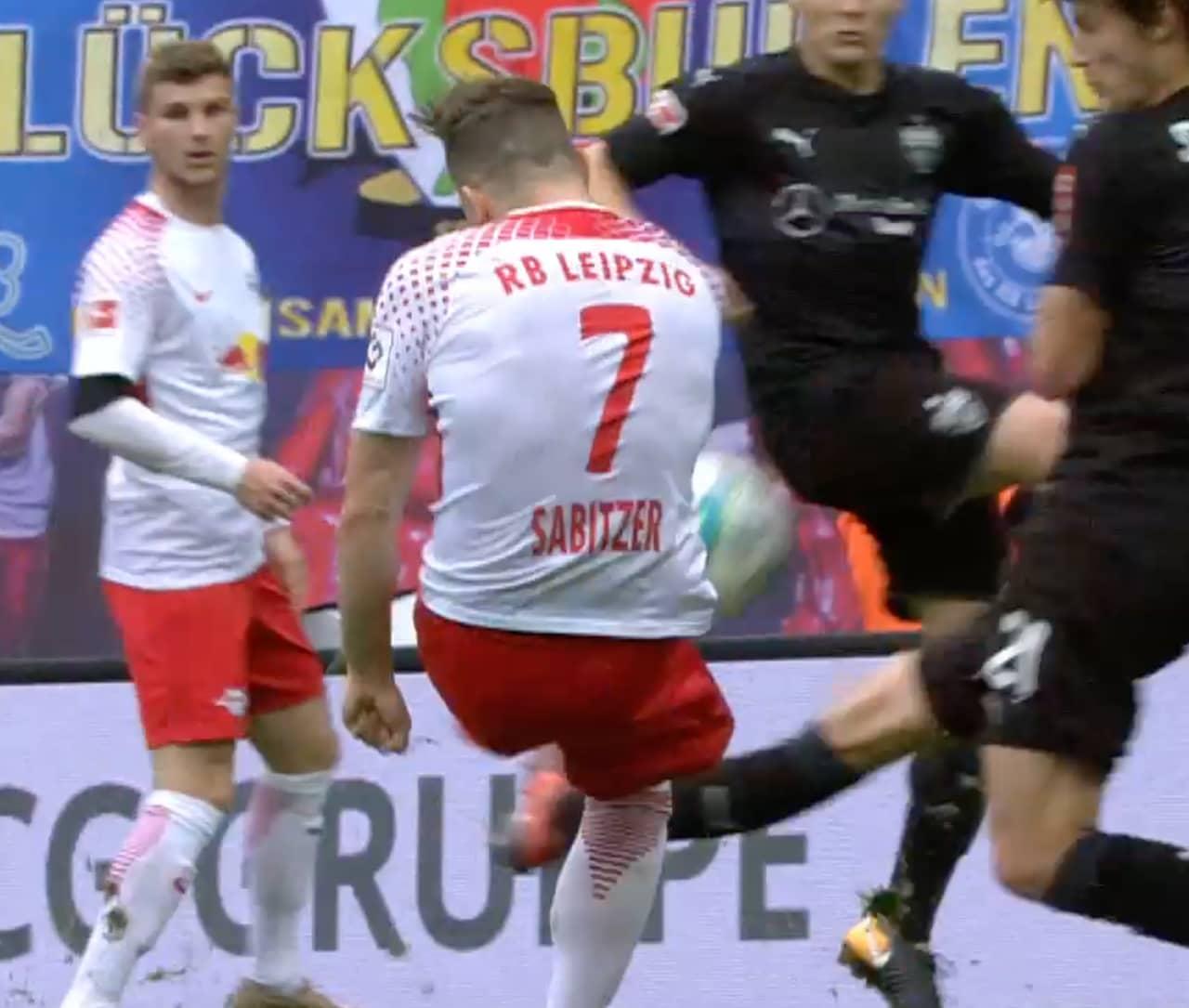 Höjdpunkter: RB Leipzig-Stuttgart