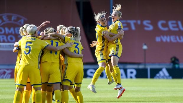 Höjdpunkter: Sverige–Ryssland