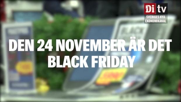 Det här är Black Friday – en av handelns största dagar