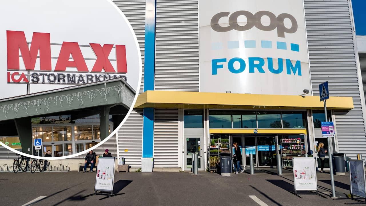 Coop har misslyckats – då tar Ica över i populära köpcentret 1c97272744045