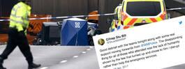 Facebook vägrar plocka ner filmer från tragiska olyckan