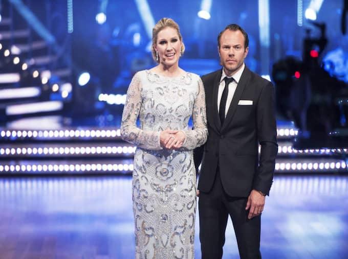 """Jessica Almenäs är aktuell i """"Let's dance"""". Foto: Olle Sporrong"""