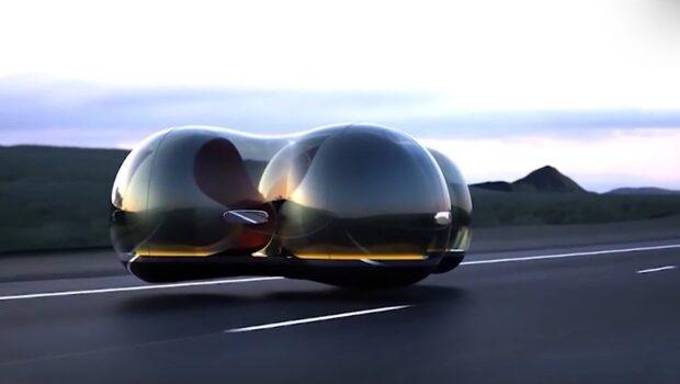 "Svävande bilen ""Float"" nya framtidsbilen?"