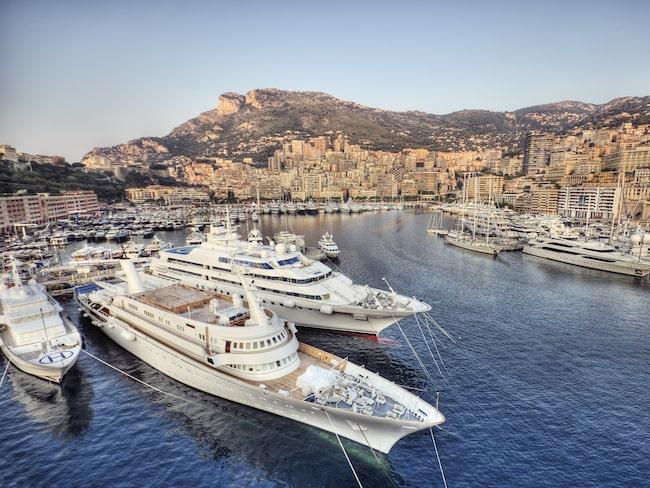 Hamnen Dave Long i Monte Carlo.