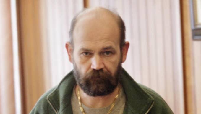 Eddy Larsson, 46. Foto: Christian Örnberg