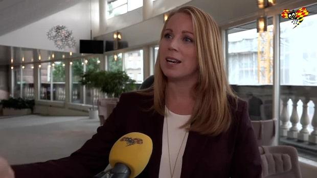 Annie Lööf öppnar för ytterligare förhandlingar om las