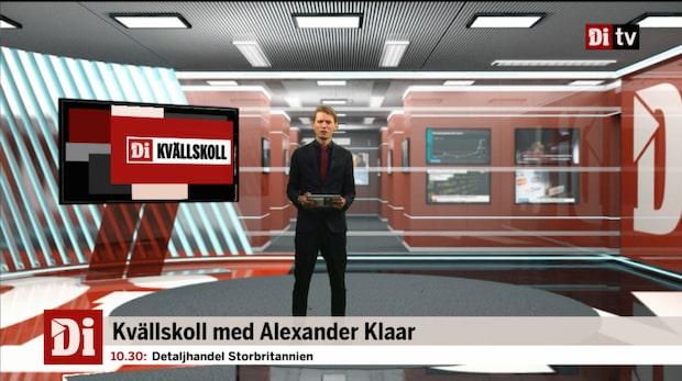 Kvällskoll - 23 maj 2018