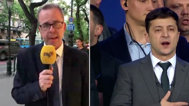 Mats Larsson: Så påverkas Ukraina av Volodymyr Zelenskijs seger