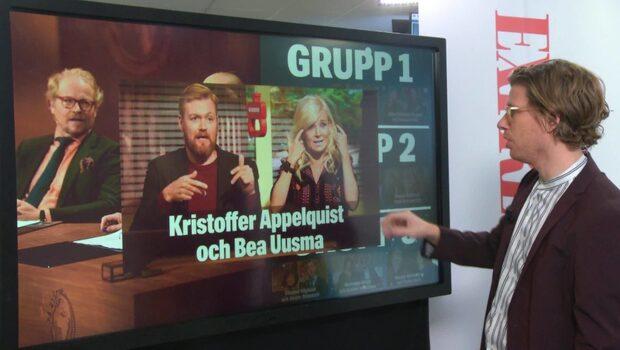 """Här är säsongens deltagare """"På spåret"""" i SVT"""