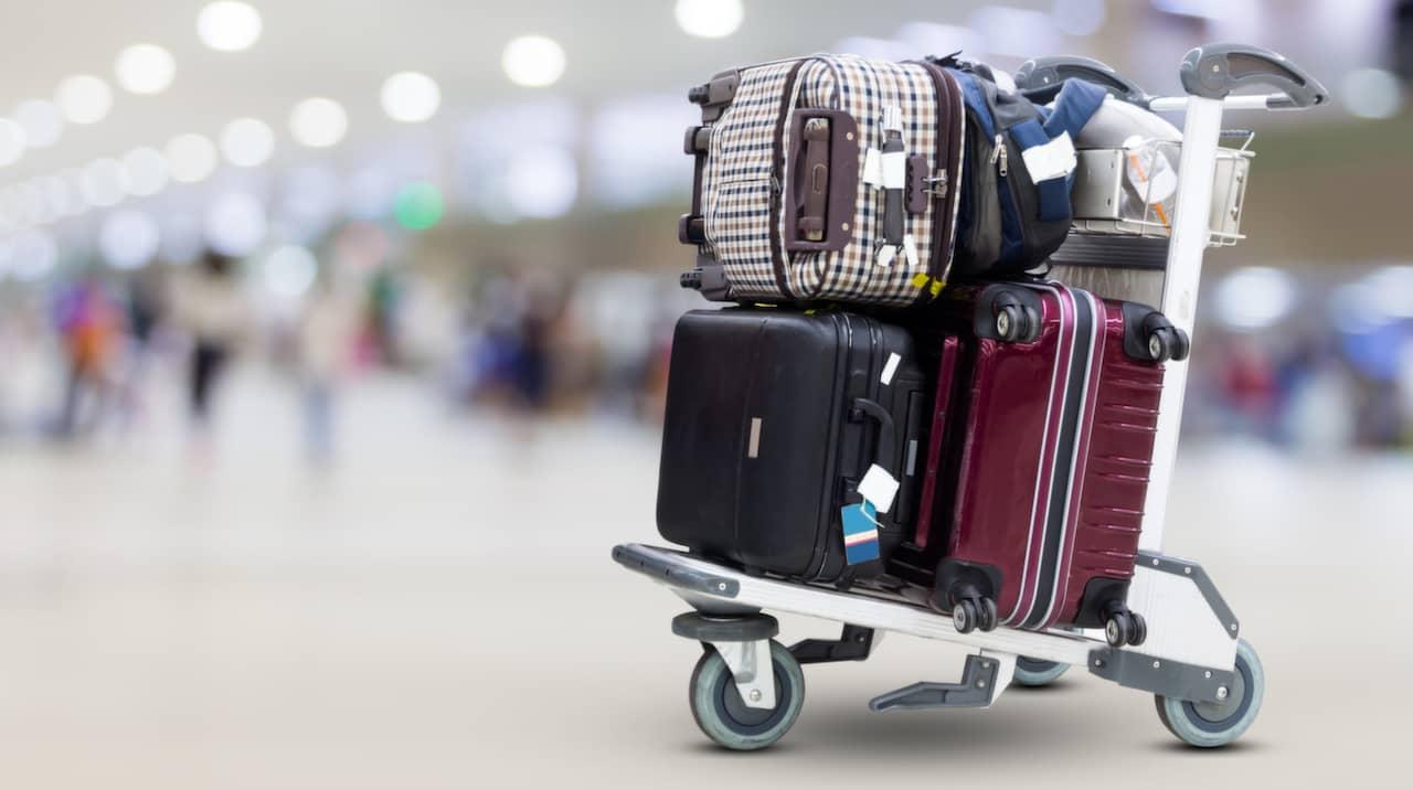 hur stor väska för asien 2 månader