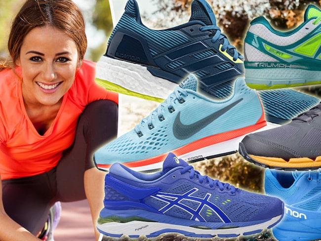 Testpanelen har under sommaren 2017 testat 31 par löparkor för dam och herr. Bland dem finns flera skor som fått fullpott och några bottennapp.