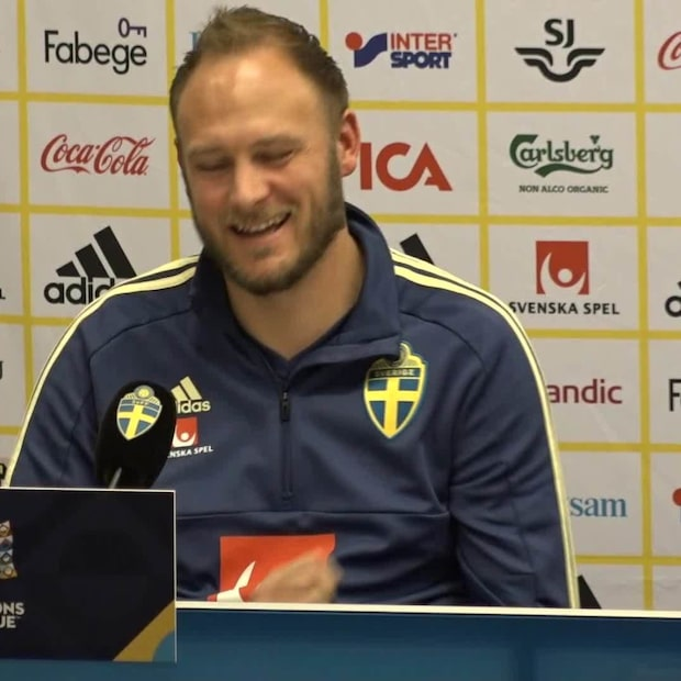"""""""Janne har varit på mig lite extra..."""""""