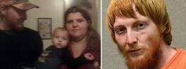 Henry, 26, våldtog sin treåriga dotter: