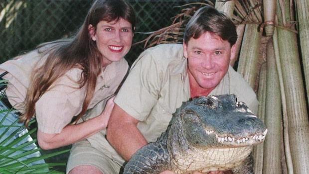 Efter tragiska dödsfallet – Krokodiljägarens dotter har hittat kärleken