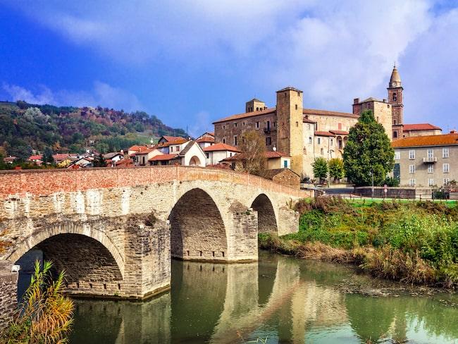 Den lilla italienska bergsbyn Bormida är i behov av nya invånare.