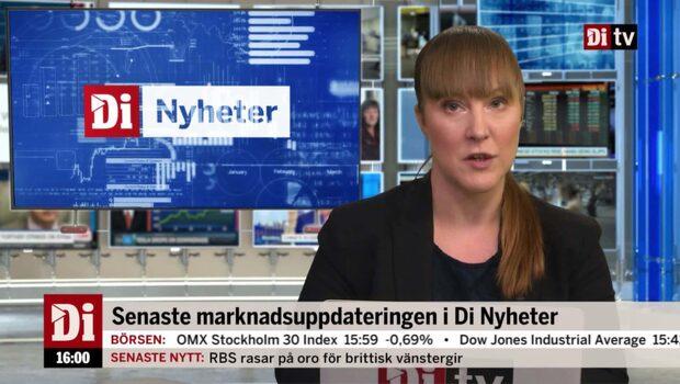 Di Nyheter 16.00 15 november - Annie Lööf får talmannens sonderingsuppdrag