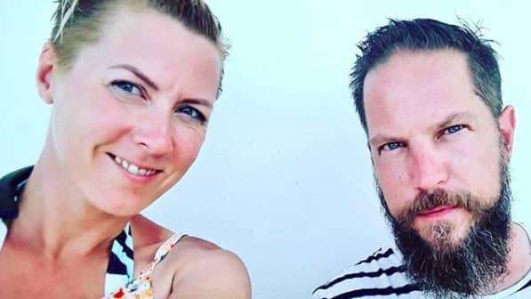 På Isla Holbox utanför Mexiko, juni 2017. Foto: Instagram