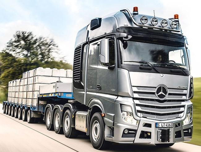 Northstar har utvecklat en batterilösning för tunga lastbilar.