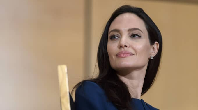 Angelina Jolie. Foto: Martial Trezzini / Epa / Tt / EPA TT NYHETSBYRÅN