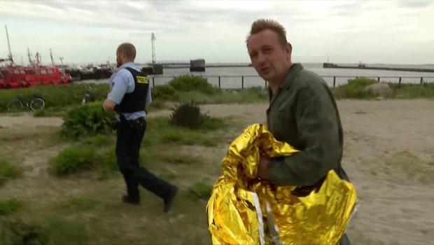 Uppgifter: Peter Madsen överfallen i fängelset