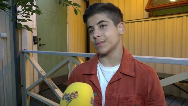 """Bishara Morad: """"Musiken är det jag vill leva för"""""""
