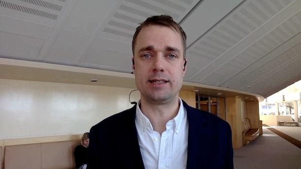 Stefan Löfvens ställning har börjat diskuteras i Socialdemokraterna