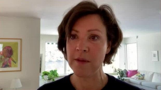 """Lottie Knutson: """"Viktigt att få alla friska ut i konsumtion igen"""""""