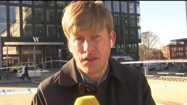Senaste nytt efter mordförsök vid hotell i centrala Stockholm