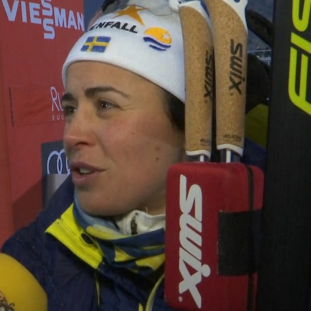"""Haag: """"Sprintloppen är bra träning för mig"""""""