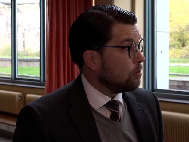 Jimmie Åkesson: Därför riktar vi misstroendeförklaring mot Morgan Johansson