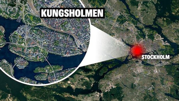 Man våldtog kvinna i park på Kungsholmen