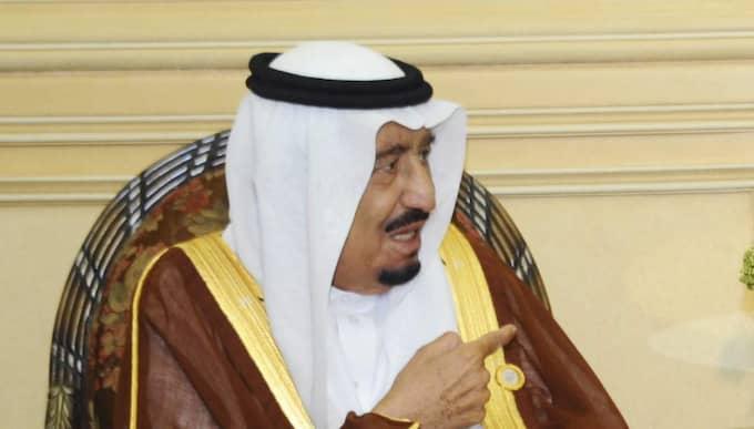 Saudiarabien kung Salman.
