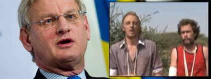De svenska journalisterna Martin Schibbye och Johan Persson har dömts för terrorbrott i Etiopien. Foto: Scanpix