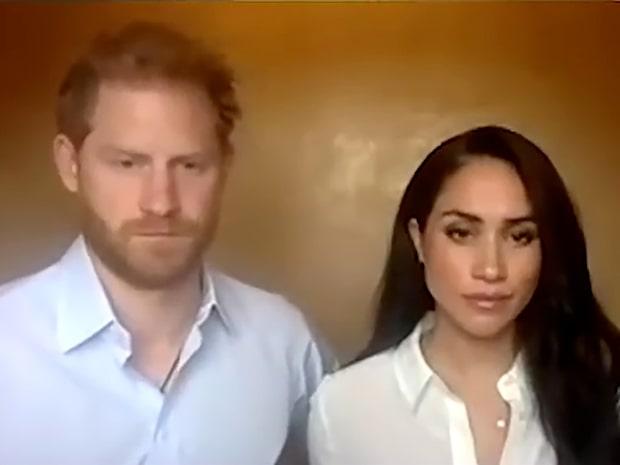 Meghan och prins Harry ryter ifrån mot rasism
