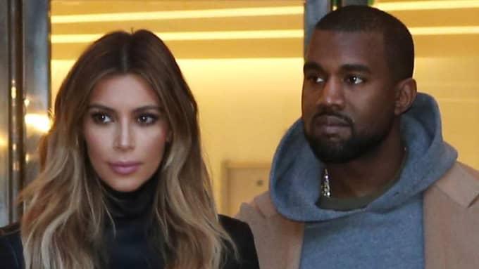 Kanye West Kim Kardashian innan dating
