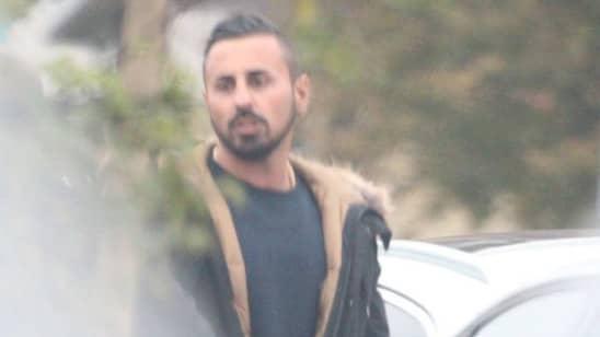 Knarkhandlaren och småbarnspappan Nicholas Ghalandari, av polisen utpekad som huvudman, döms till tre och ett halvt års fängelse. Foto: POLISEN
