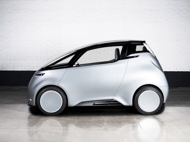 Bildresultat för uniti one elbil
