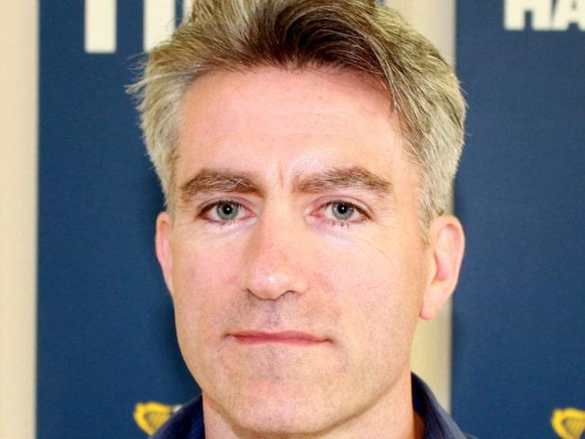 """""""Vi har fallit offer för vår egen snällhet"""", säger Neil Sorahan, ekonomichef på Ryanair."""