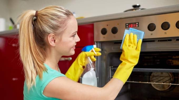 Antalet svenskar som har gjort avdrag för hushållsnära tjänster uppgår hittills i år till 570 000, enligt serviceföretaget Hemfrid, som hänvisar till statistik från Skatteverket. Foto: Lev Dolgachov