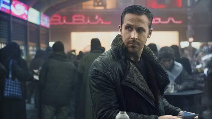 """Ryan Gosling i """"Blade Runner 2049"""" Foto: STEPHEN VAUGHAN / AP TT NYHETSBYRÅN"""