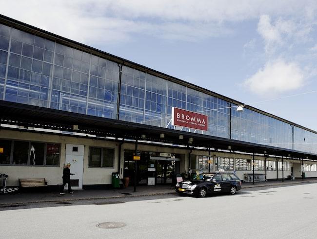 Bromma flygplats rankas som en av de sämsta i världen.