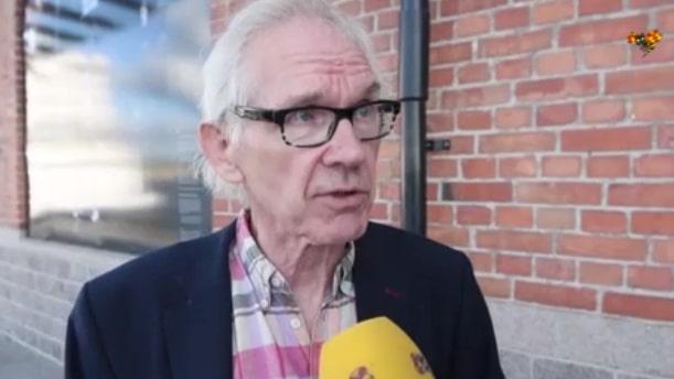 """Lars Vilks om kuppen: """"Det passade till projektet"""""""
