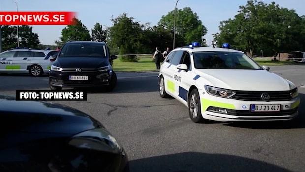 Tre gripna för gängmordet i Köpenhamn